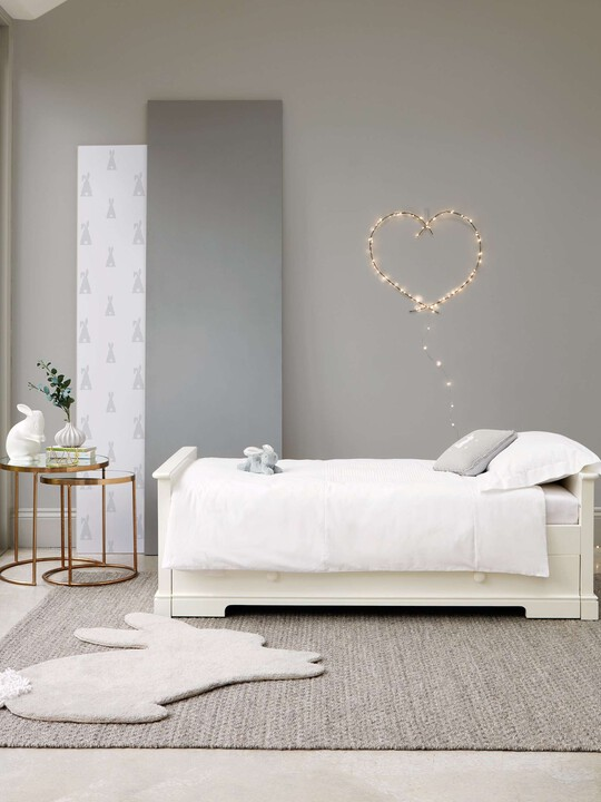 Cotbed Duvet Cover and Pillowcase - Welcome to the World image number 3