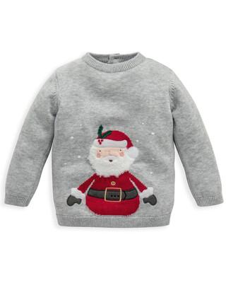 Santa Knitted Jumper
