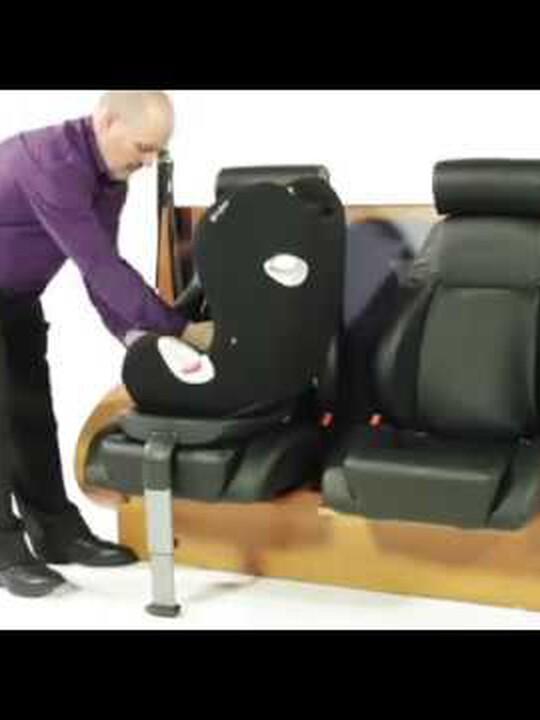 Cybex Sirona Car Seat - Happy Black image number 6