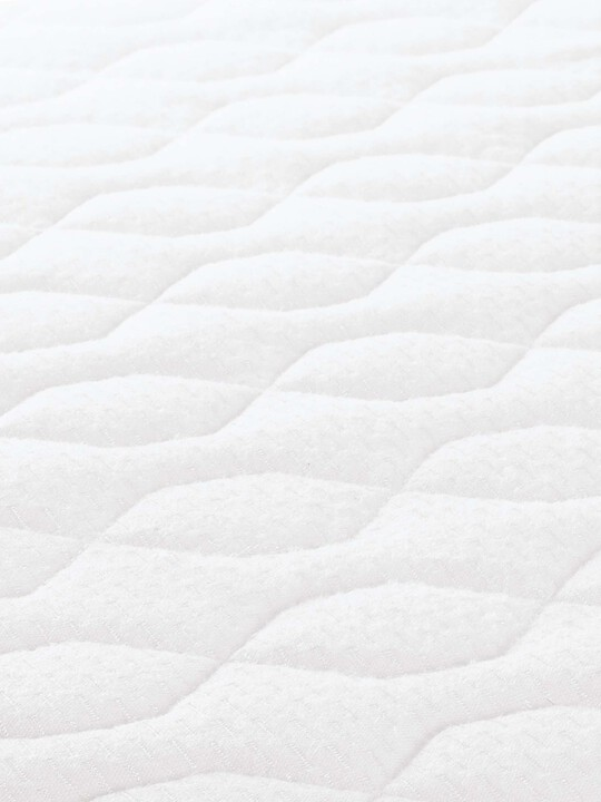 Anti-Allergy Cotbed Mattress Cover image number 2