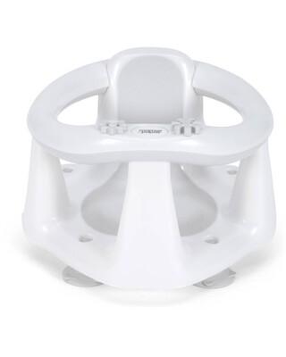 Bath Seat Oval - White/Grey