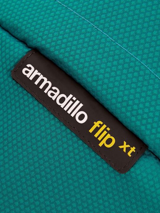 Armadillo Flip XT Pushchair - Teal Tide image number 8