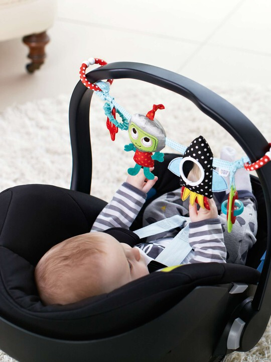 Babyplay - Spaceman Travel Charm image number 2