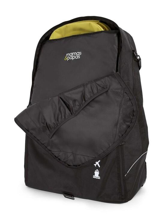 Stroller Transit Bag - Black image number 7