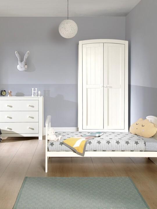Hayworth Cot/Toddler Bed - Ivory image number 2