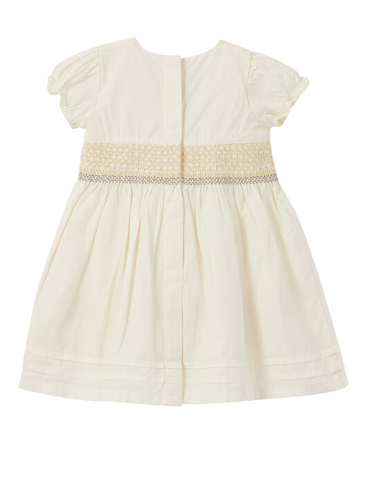 Smock Dress with Knickers - 2 Piece Set image number 3