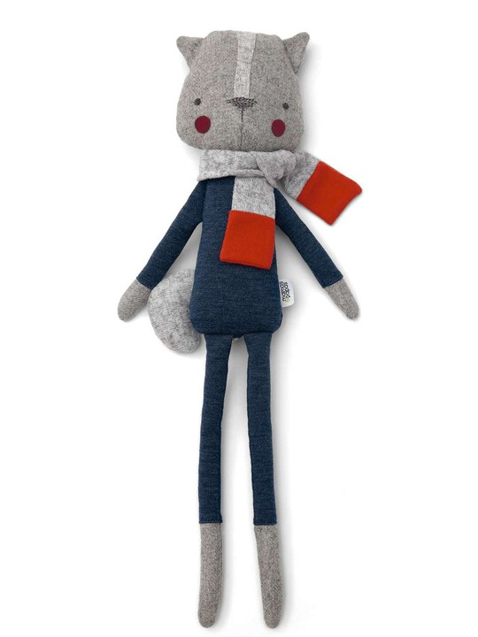 Miles the Squirrel - Soft Toy image number 1