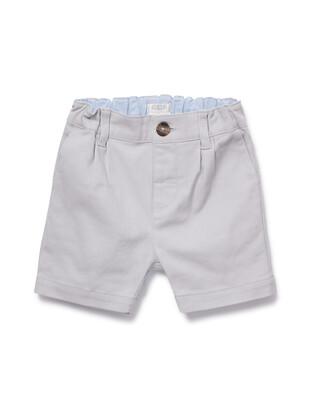 Chino Shorts Grey