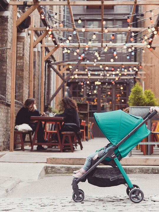 Armadillo City Pushchair - Teal Tide image number 7