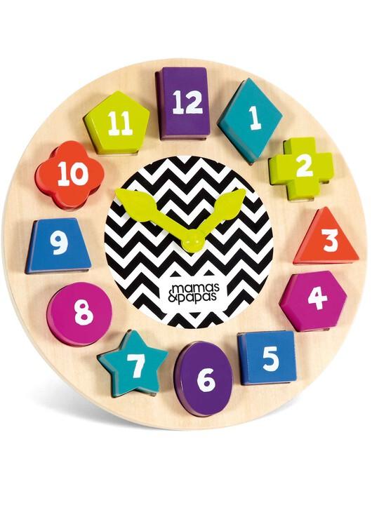 Babyplay  -  Teaching Clock image number 1