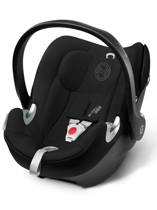 CYBEX Aton Q Car Seat - Black Jack image number 1