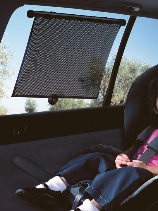 Roller Sunshade 2pack - Black image number 1