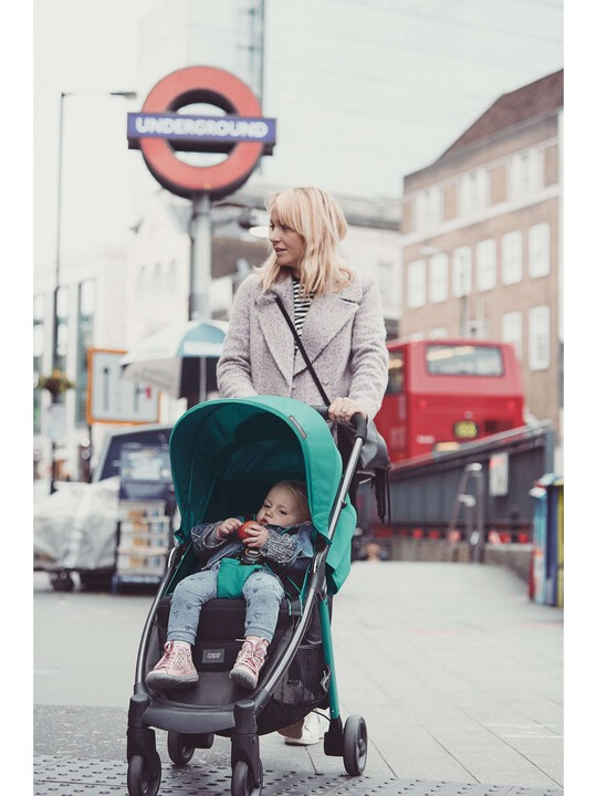 Armadillo City Pushchair - Teal Tide image number 8