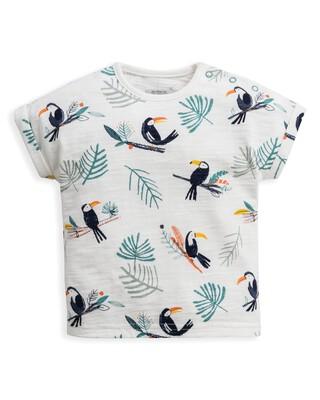 Toucan Print T-Shirt