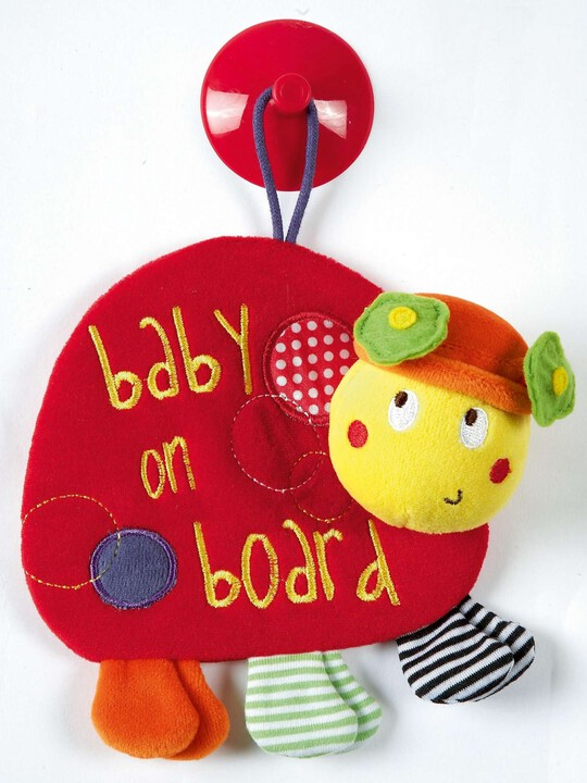 Babyplay - Baby On Board Lotty image number 1