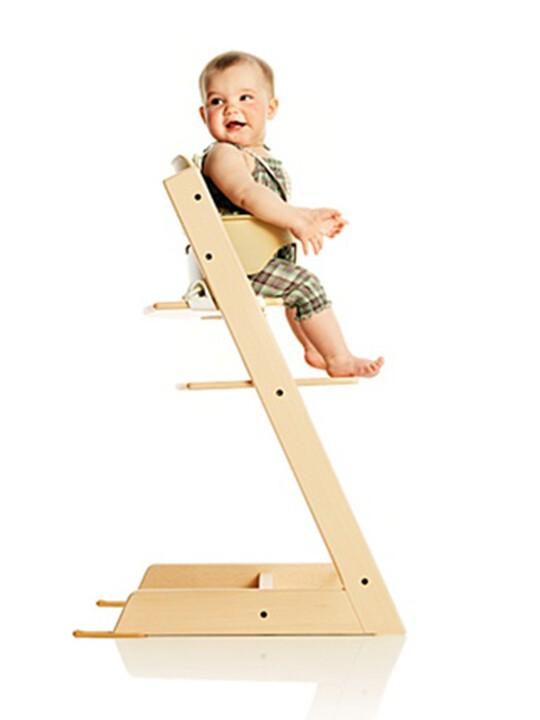 Stokke® Tripp Trapp Chair Baby Set - Natural image number 3
