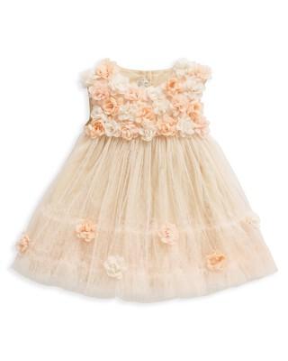 Corsage Tutu Dress