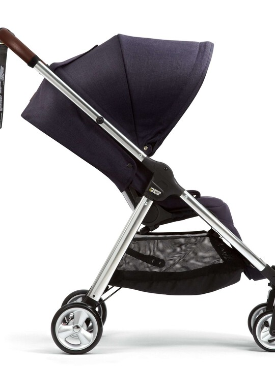 Armadillo City Pushchair - Special Edition Dark Navy image number 3