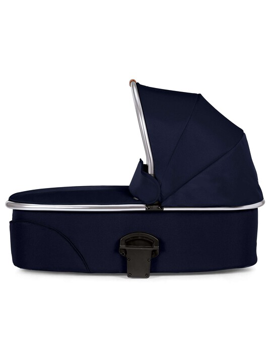 Chrome Carrycot - Navy image number 1