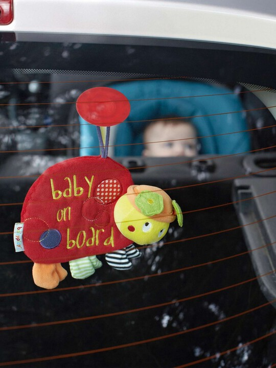 Babyplay - Baby On Board Lotty image number 2