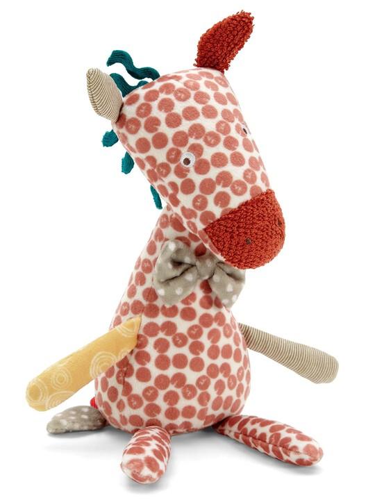 Zam Bee Zee - Giraffe Soft Toy image number 1
