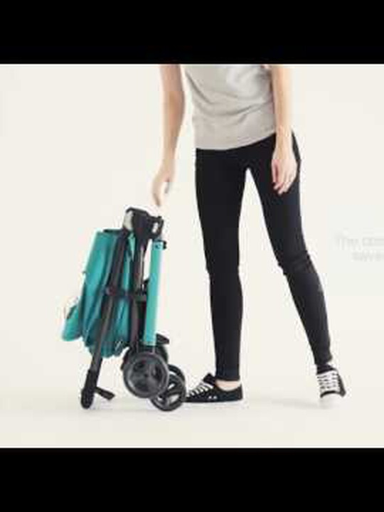 Armadillo City Pushchair - Teal Tide image number 2