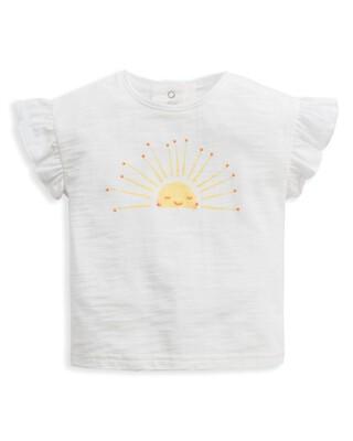 Sunshine Frill T-Shirt