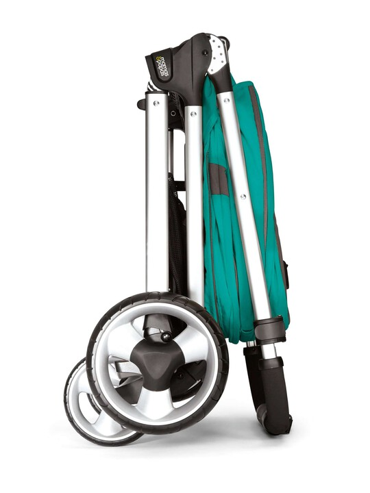 Armadillo XT Pushchair - Teal Tide image number 4