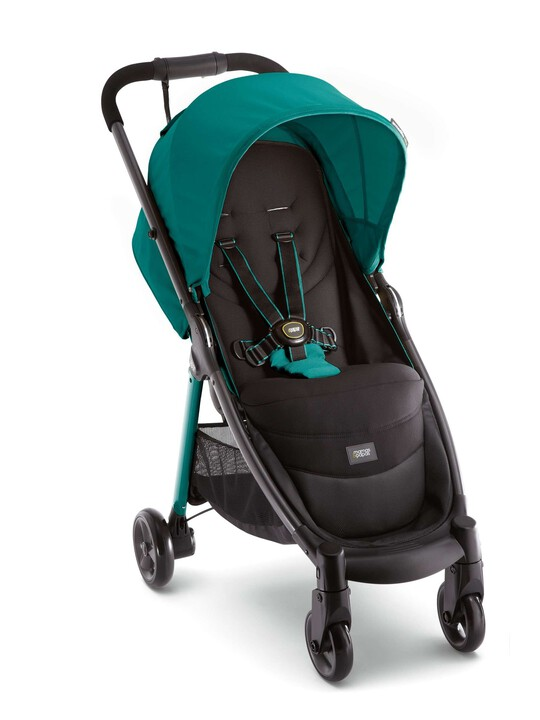 Armadillo City Pushchair - Teal Tide image number 3