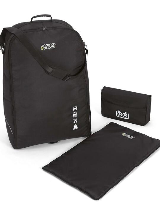 Stroller Transit Bag - Black image number 3