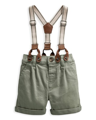 Shorts & Braces