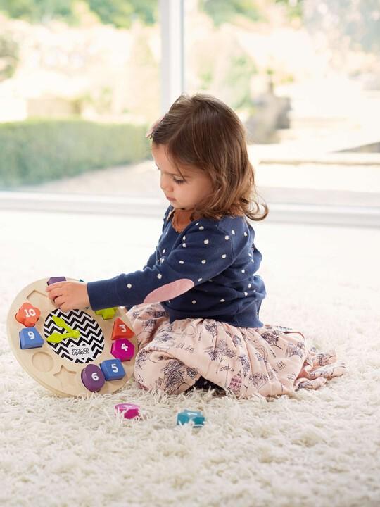 Babyplay  -  Teaching Clock image number 6