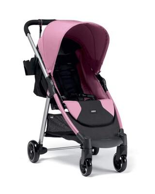 Armadillo City² Slim Folding Pushchair - Rose Pink