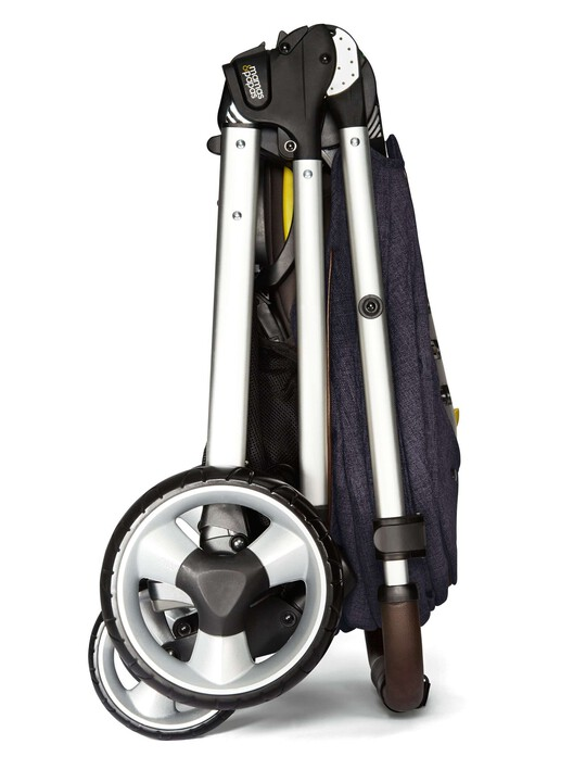 Armadillo Flip XT Pushchair - Dark Navy image number 7