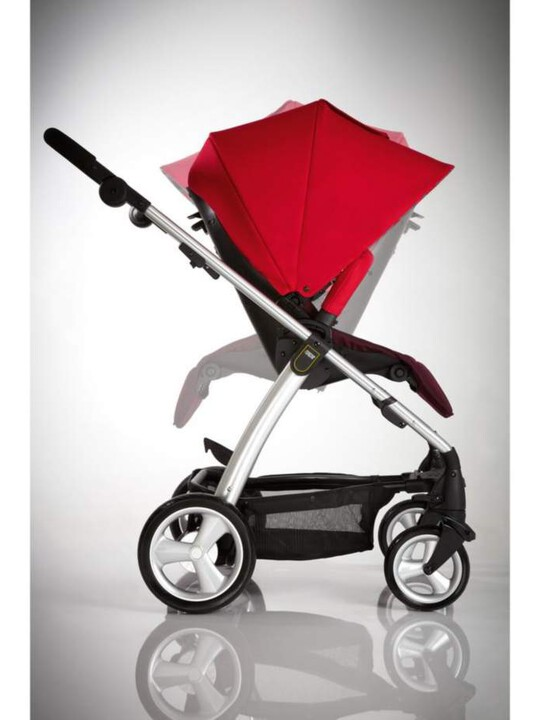 Sola 2 Pushchair - Bright Red image number 2