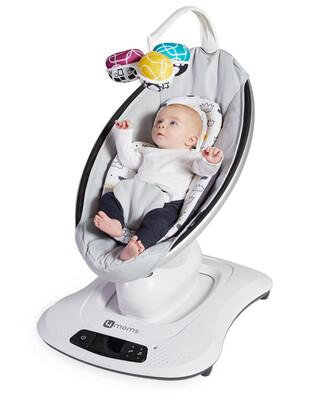 4moms Reversible Newborn Insert - Little Royal