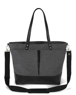 Donya Changing Bag - Charcoal