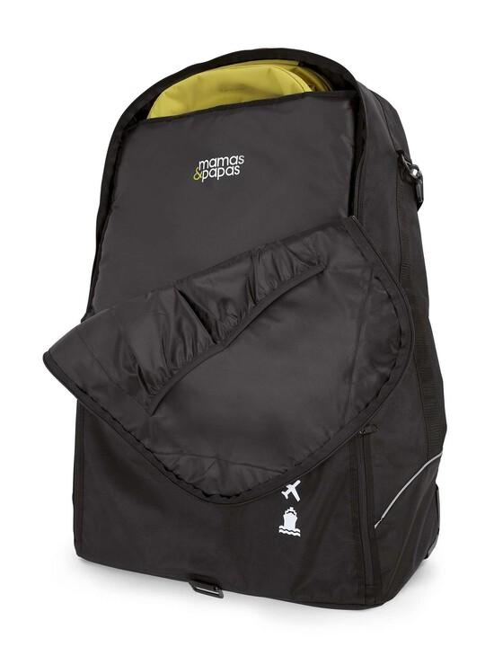 Stroller Transit Bag - Black image number 8
