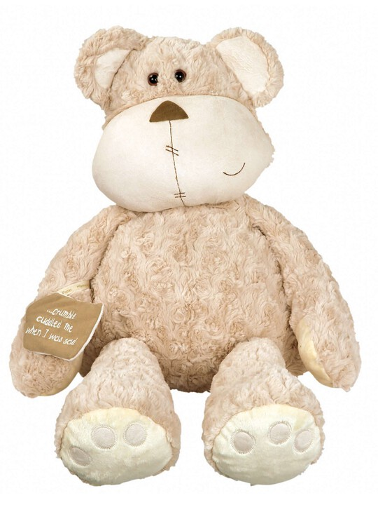 Once Upon a Time - Crumble Bear Soft Toy image number 2