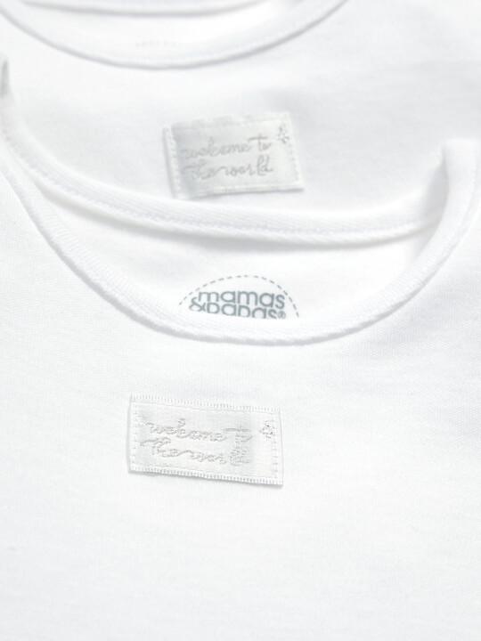 Sleeveless Bodysuits (Set of 5) image number 6