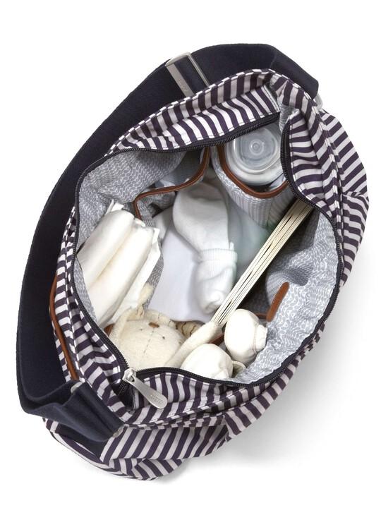 Ellis Shoulder Bag - Stripe image number 3
