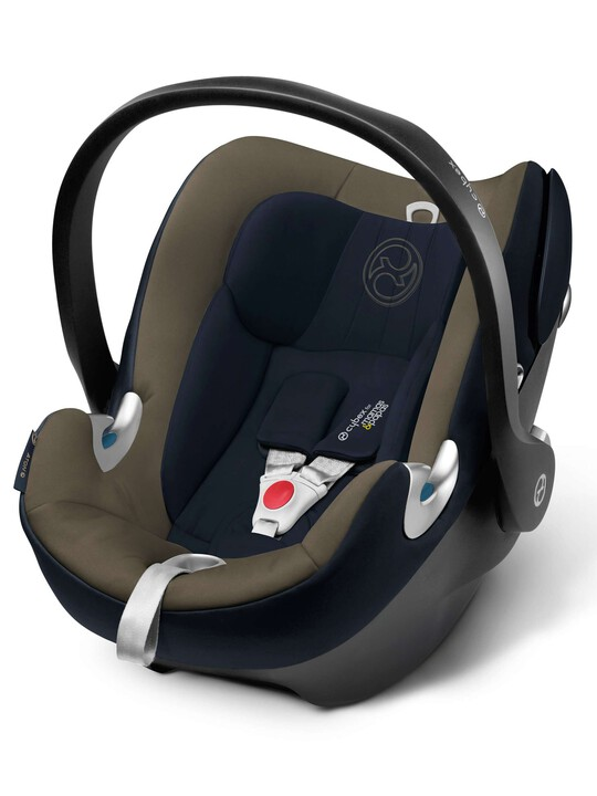CYBEX Aton Q Car Seat - Navy image number 1