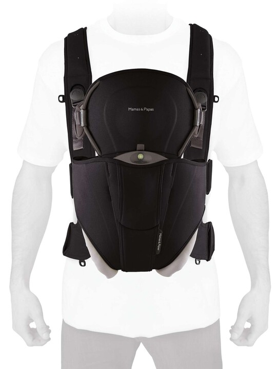 Morph Baby Carrier - Black Jack image number 8