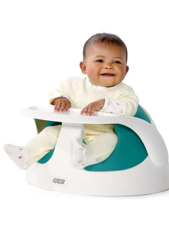 Baby Snug - Teal image number 6