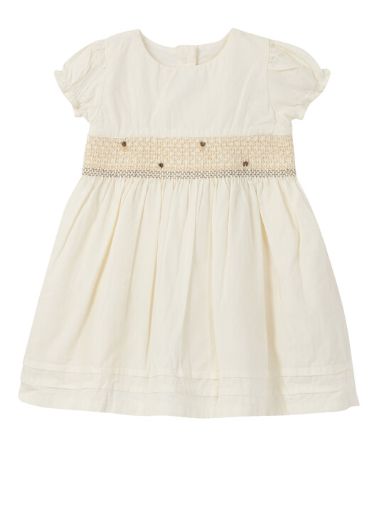Smock Dress with Knickers - 2 Piece Set image number 1