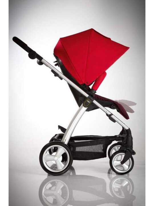 Sola 2 Pushchair - Bright Red image number 4